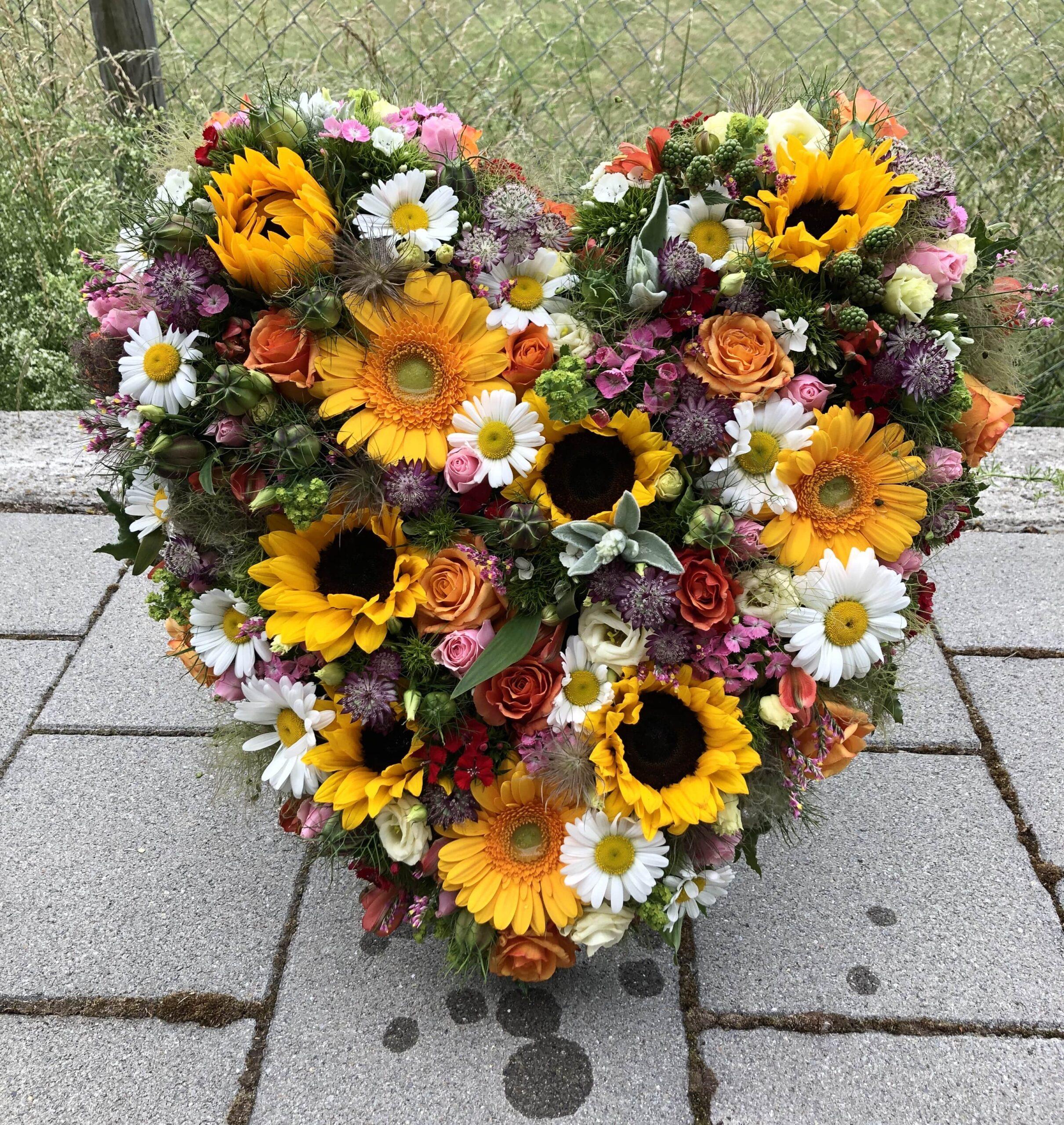 Blumenbeispiel |Yellowblumen